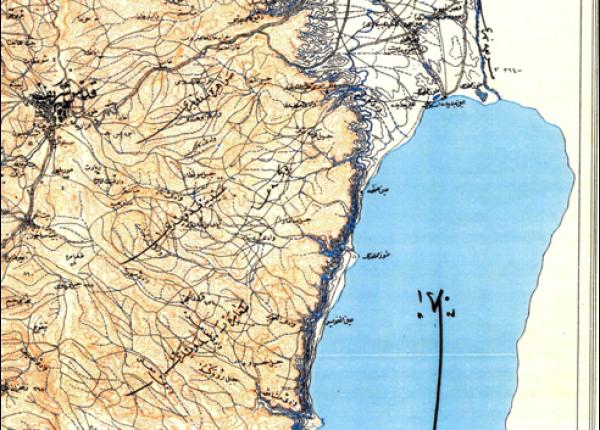 המיפוי הטופוגרפי העות'מאני בארץ-ישראל
