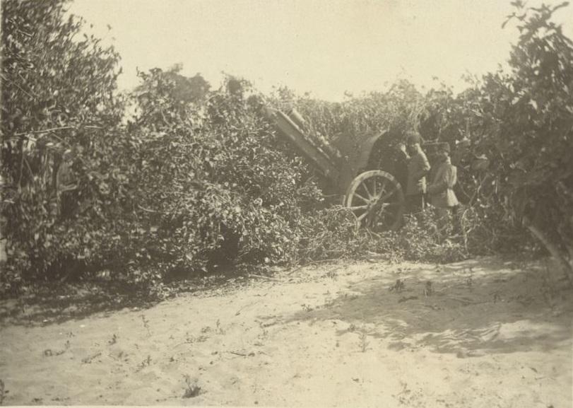 הקרב השני על עזה 19/4/1917